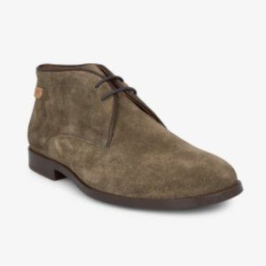 CAMPER Woody Suede Shoes